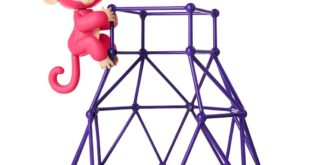 Fingerlings Kletterturm