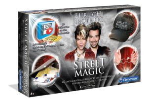 Top 10 Spielzeug 2017 Clementoni Street Magic