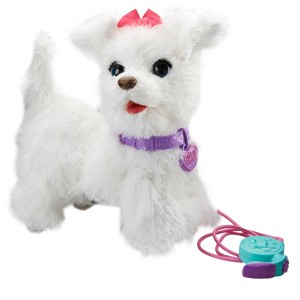 Furreal Hund - Hasbro - Furreal Friends Get up and Gogo, Elektronisches Haustier