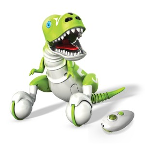 roboter haustier Spin Master zoomer dino