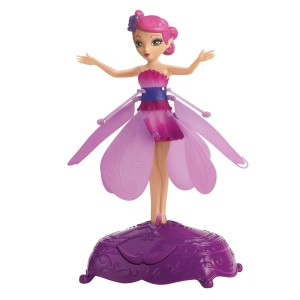 flutterbye - Spin Master - Flying Fairy Flower, pink