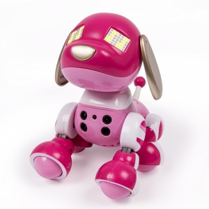 Roboter Hund - Spin Master - Zoomer Zuppies - Pink Candy