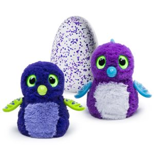 Hatchimal Draggles Lila Sortierung