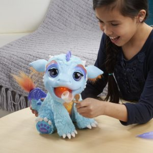 Torch FurReal Friends-Hasbro FurReal Friends Torch mein kleiner Drache