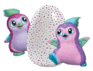 Glitter Hatchimals