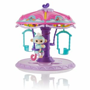 Fingerlings Spielset Karussell