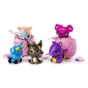 Hatchimals Colleggtibles Season 2 4er Pack + Bonus