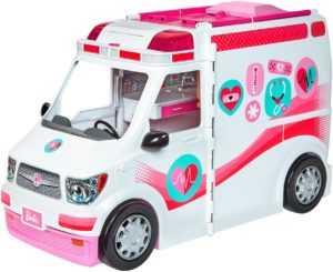 Barbie 2 in 1 Krankenwagen