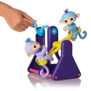 Fingerlings Spielset Wippe