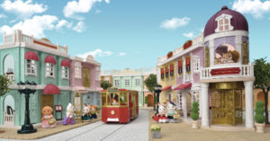 Sylvanian-Families-Town-Serie