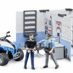 bworld Polizeistation Bruder