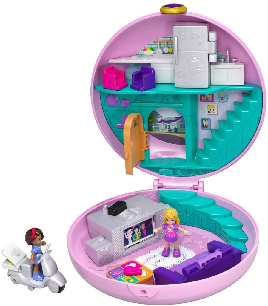 Polly Pocket Pyjamaparty Schatulle