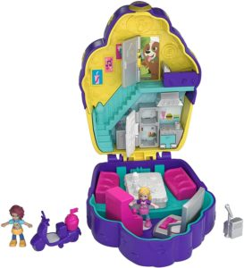 Polly Pocket World Cafe Schatulle