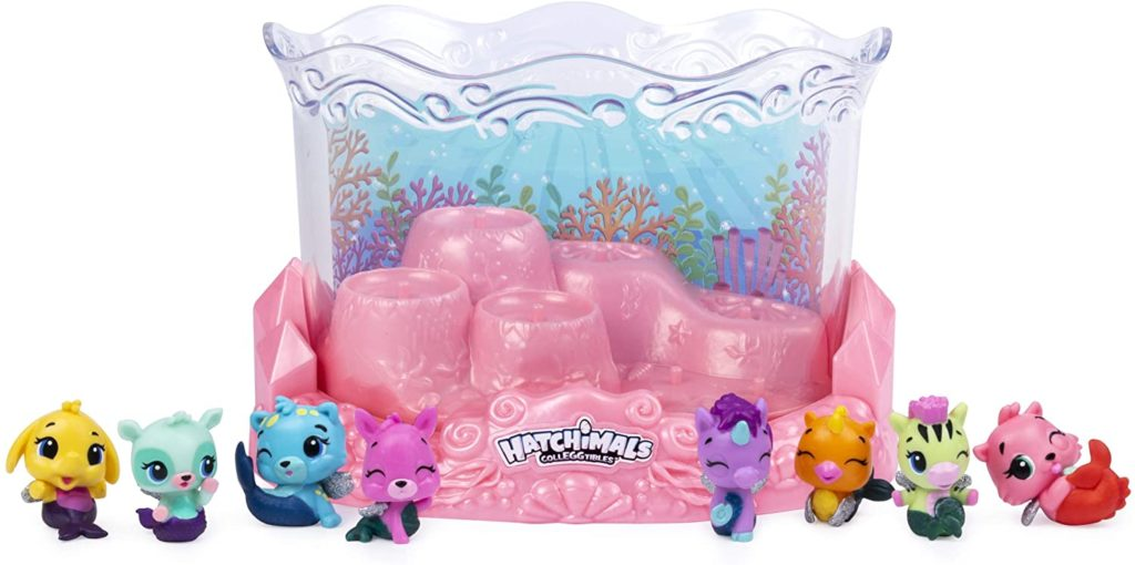 Hatchimals Aquarium