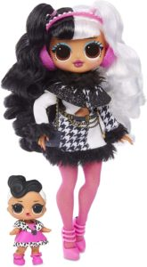 OMG Winter Disco Dollie